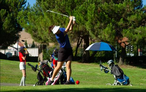 Girls' Golf Dominates Against Washington and MSJ