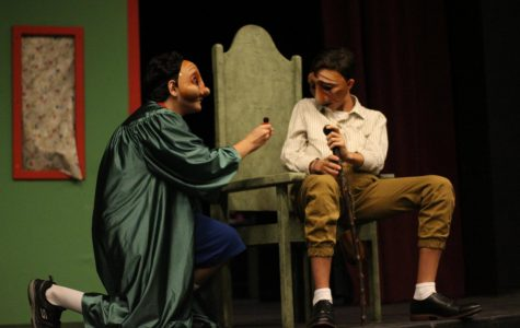 Irvington Drama's Mime and Commedia Show is a Success