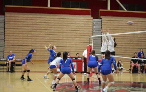 Despite Loss to James Logan, Volleyball Team Optimistic