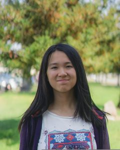 Photo of Fiona Zhao