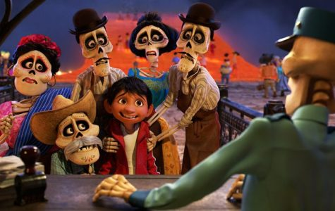A Boy's Discovery of the Importance of Family:  A Review of Coco