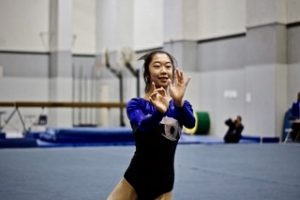 Senior Jennie Gai Wins Team Gold at the 2018 Youth Olympic Games
