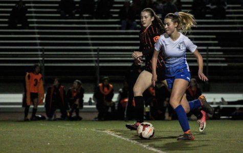 Irvington's Varsity Girls Soccer Defeats Washington