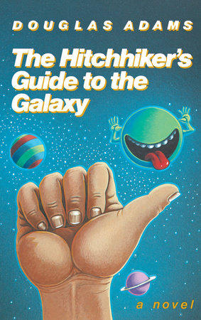 "42 is the Answer to the Universe: ""The Hitchhiker's Guide to the Galaxy"""