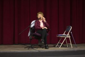 Author Benjamin Alire Saenz visits Irvington