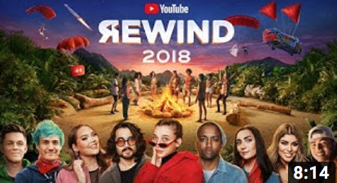 "Youtube Rewind 2018, but it's Actually ""Good"""