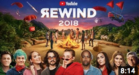 Youtube fails yet again at producing a successful rewind video and brought the largest number of dislikes on a Youtube video.