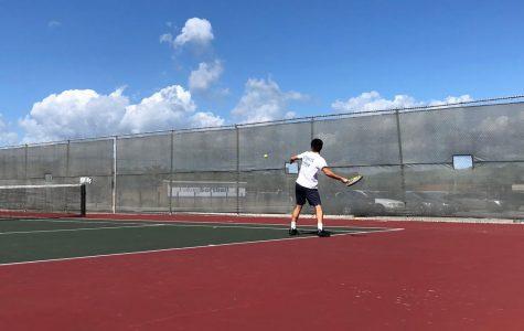 Boys' Tennis Serves an Ace