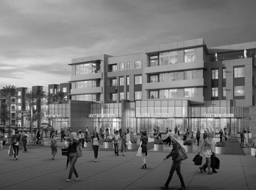 The new housing development near BART promises to add new, technology-driven apartments.