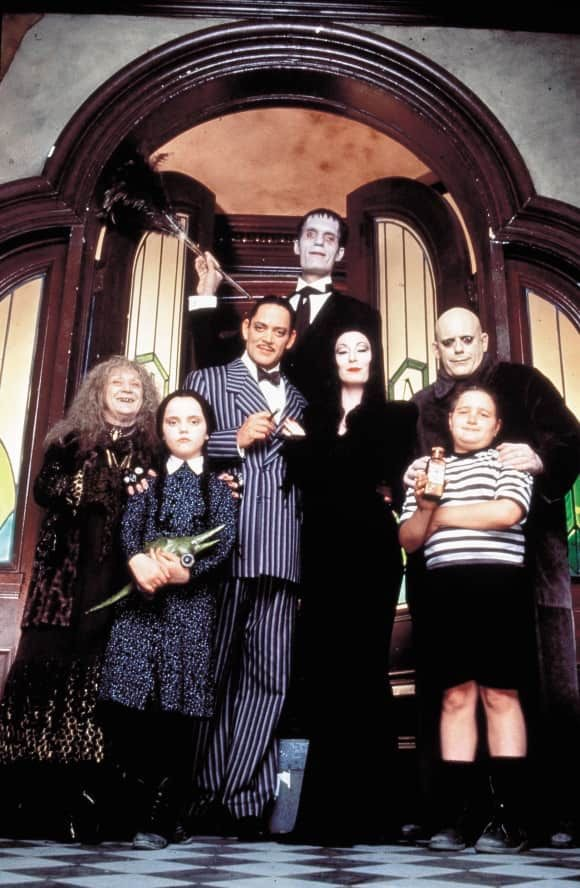The Addams Family returns in a Mostly Kooky Reboot