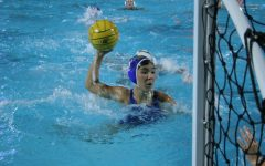 Girls' Water Polo Scores Another Win