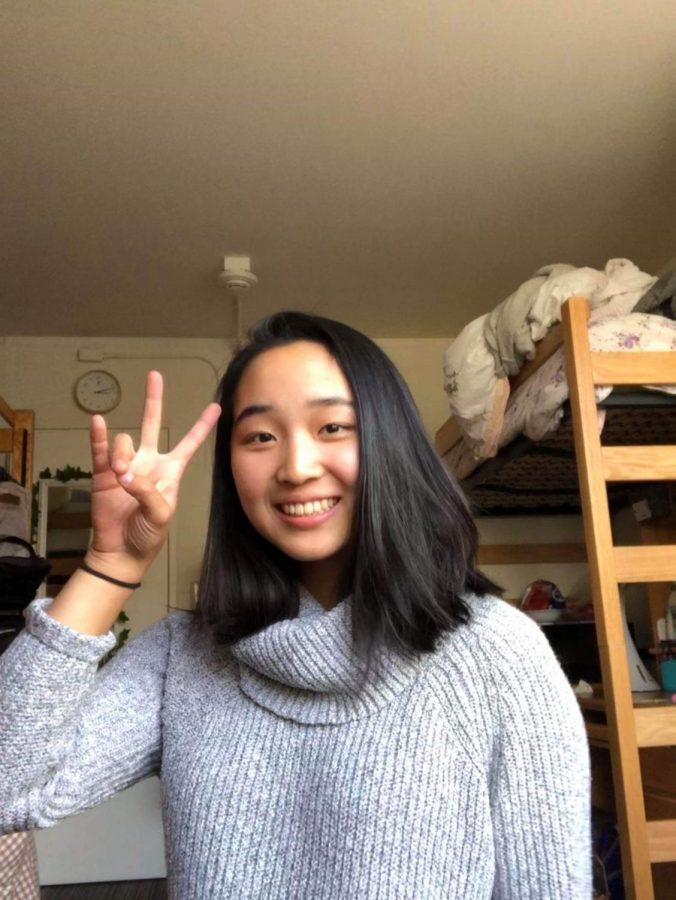 Humans of IHS: Vivian Liu
