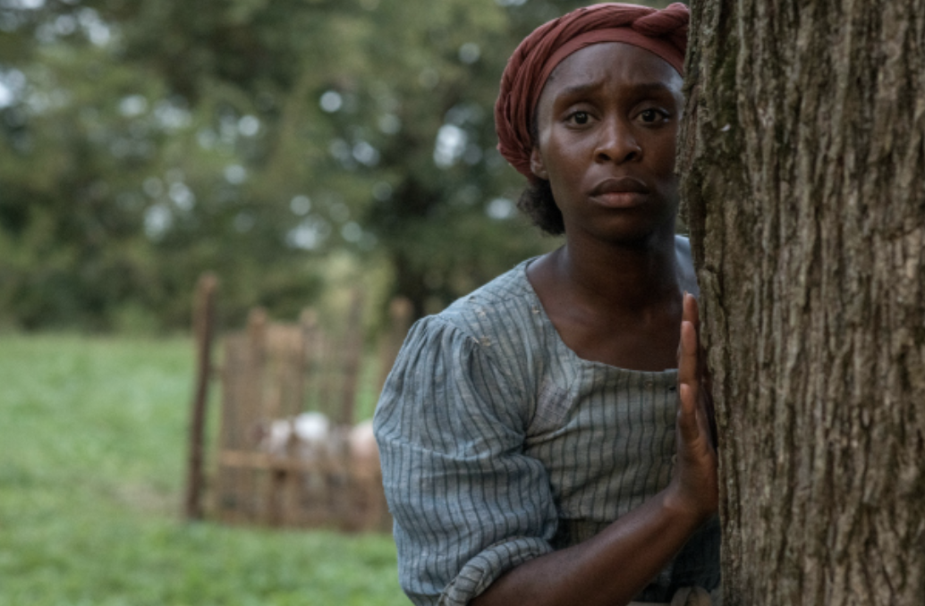 Cynthia Erivo stars as Harriet Tubman in the biopic