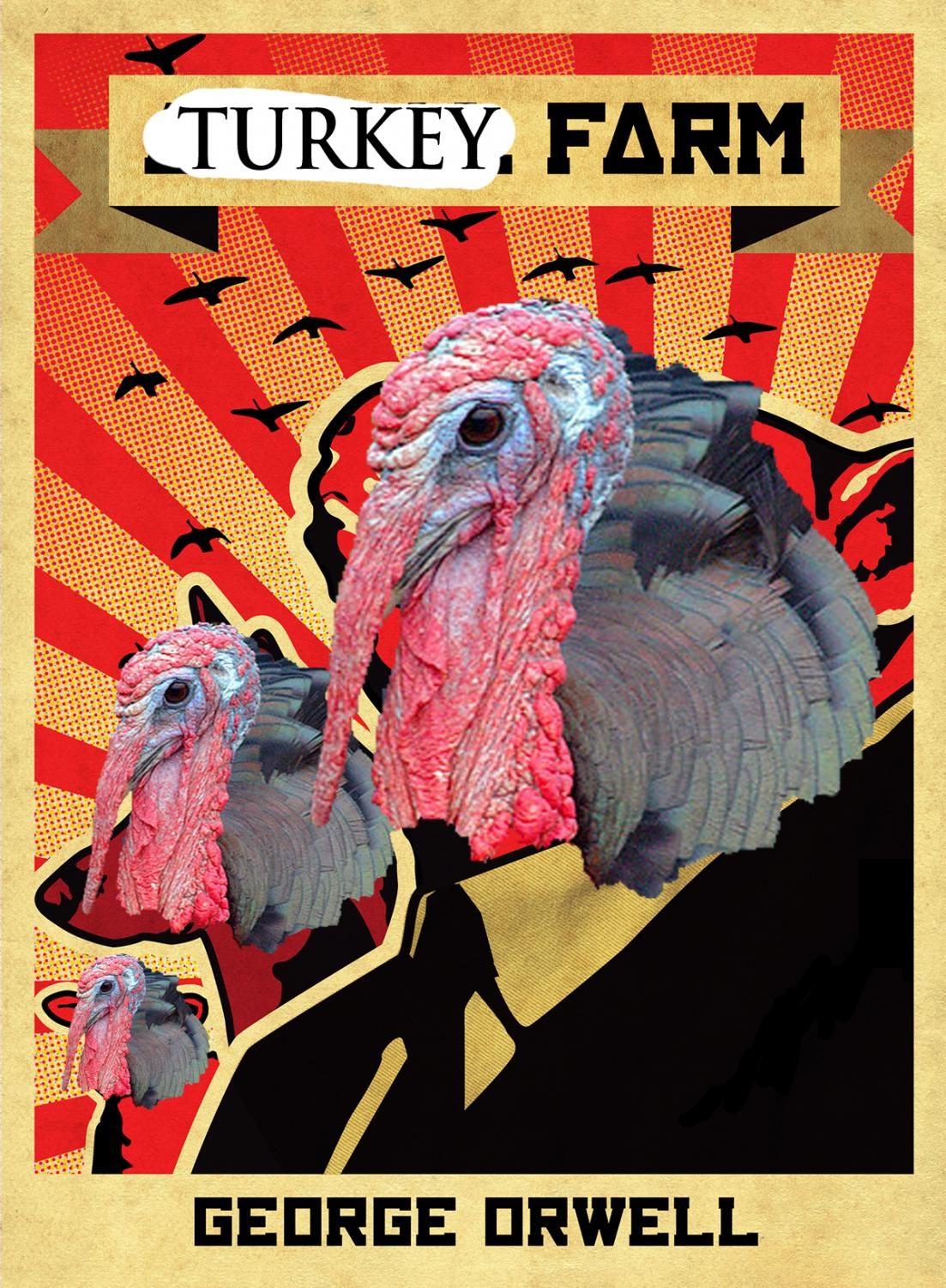 The turkeys will rise again.
