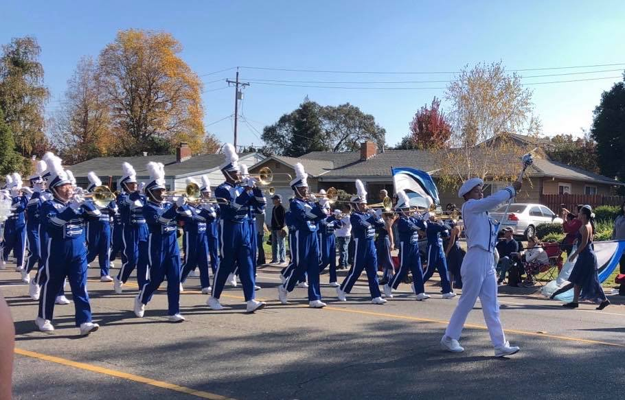 Irvington receives top placements at Lincoln Band Review, ending their successful season.