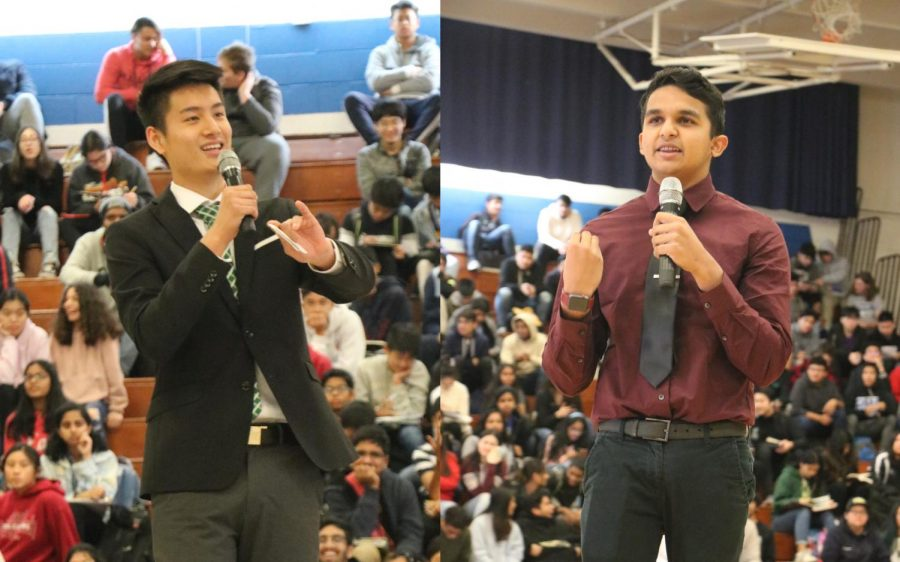 A Conversation With: Ethan Chen and Krithik Varghese (ASG Presidential Candidates)