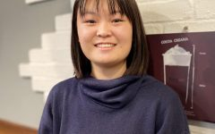 Ema Sun (12), a student at Irvington with Japanese heritage