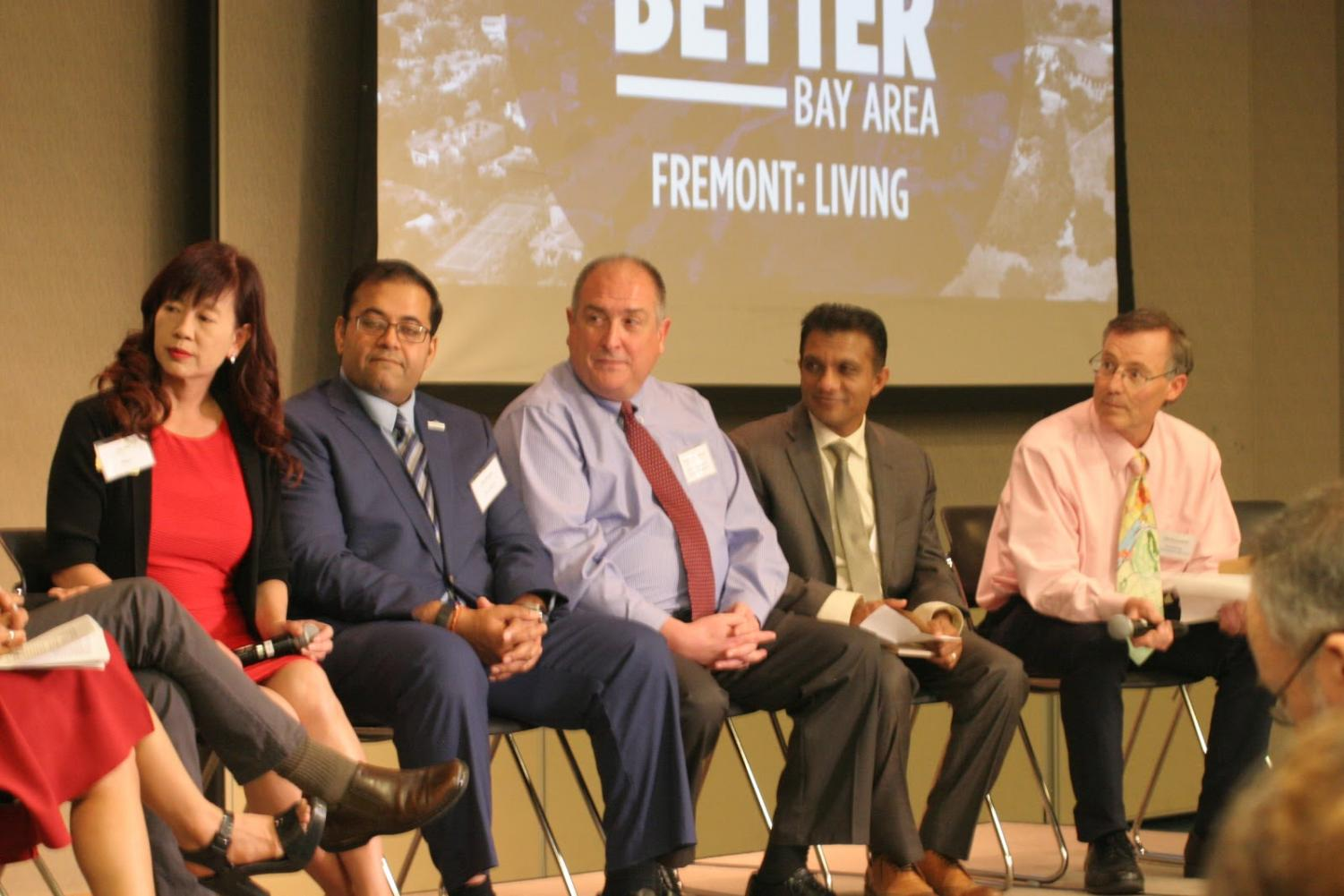 Fremont Town Hall: Building A Better Bay Area