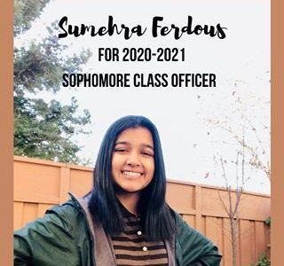 Candidate Sumehra Ferdous