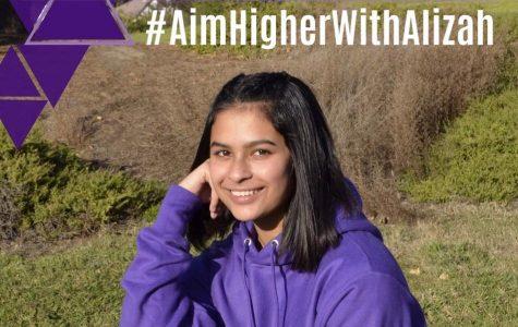 Candidate Alizah Nauman