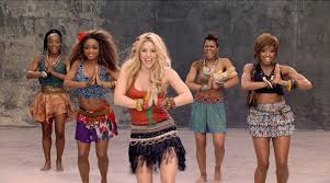 If you don't like Ritmo, Shakira will emerge and eat you.