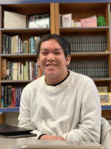 Humans of Irvington High: Anthony Choi