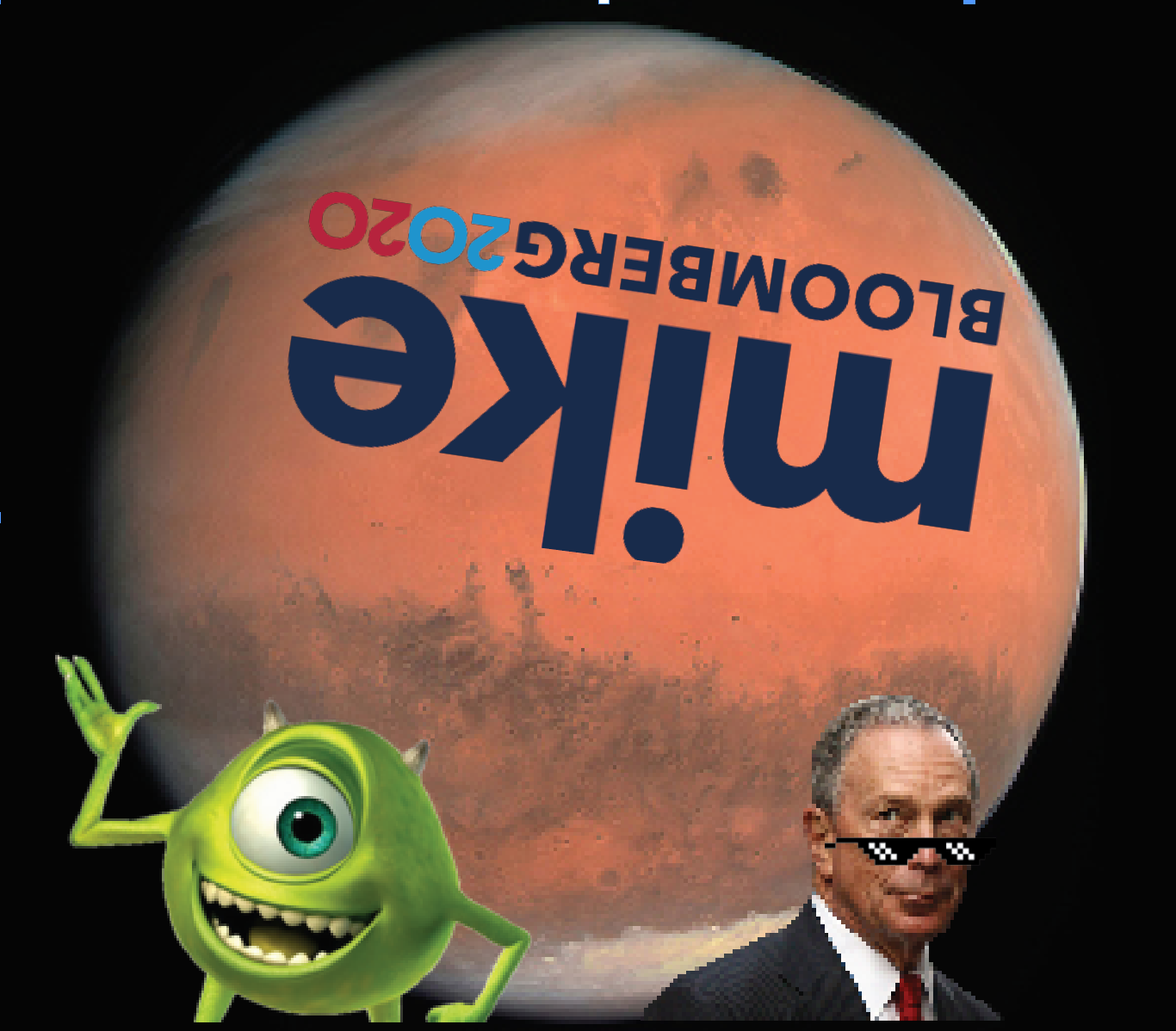 PRESIDENT BLUMBERG BUYS MARS: WHAT DOES THIS MEAN FOR HUMANITY?