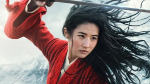 The 2020 rendition of Mulan stars Chinese actress Liu YiFei as the titular character.
