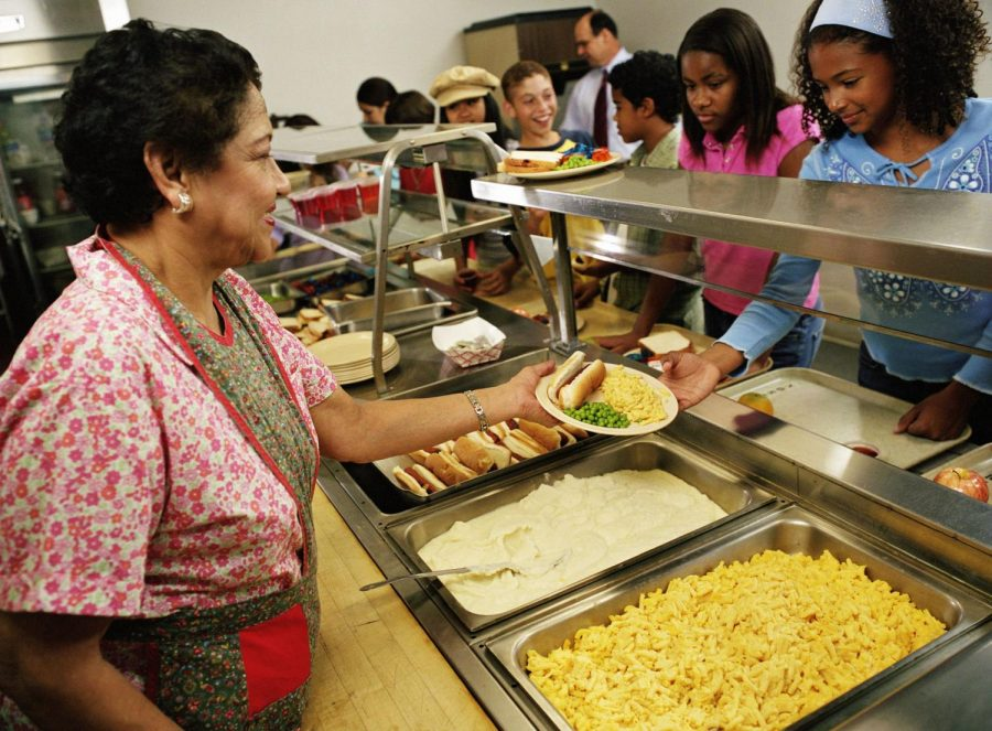 Cookies and Cafeterias: A Day in the Life with Lunch Lady Nancy