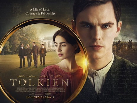 Tolkien: A Blatantly Boring Biopic