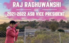 A Conversation With: Raj Raghuwanshi, ASG Vice Presidential Candidate