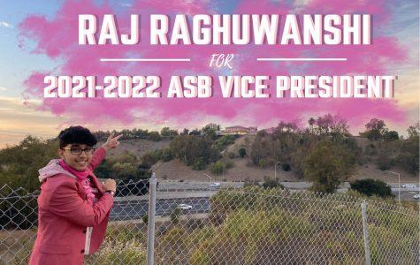 A Conversation With: Raj Raghuwanshi, ASG Vice Presidential Candidate