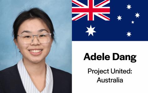 Australia – Adele Dang