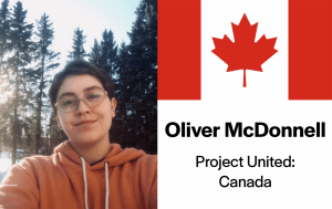 Canada - Oliver McDonnell