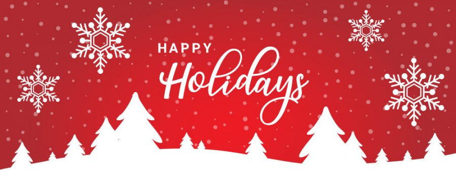 Happy Holidays from the IHS Voice!