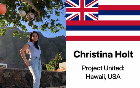 Hawaii, USA – Christina Holt