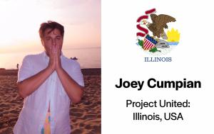 Illinois, USA - Joey Cumpian