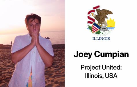Illinois, USA – Joey Cumpian