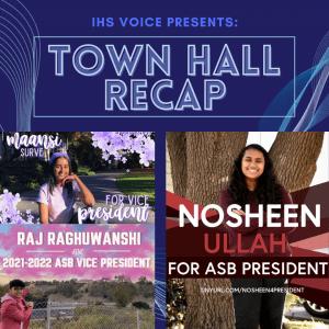 ASG Town Hall Recap