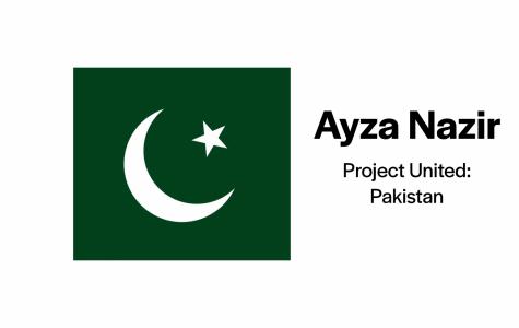 Pakistan – Ayza Nazir