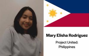 Philippines - Mary Elisha Rodriguez