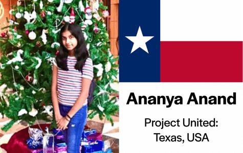 Texas, USA – Ananya Anand