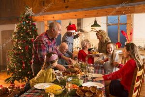 What Your Relatives are Like During Christmas