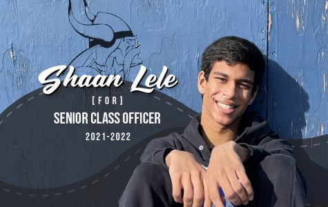 Candidate Shaan Lele