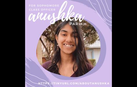 Candidate Anushka Parikh