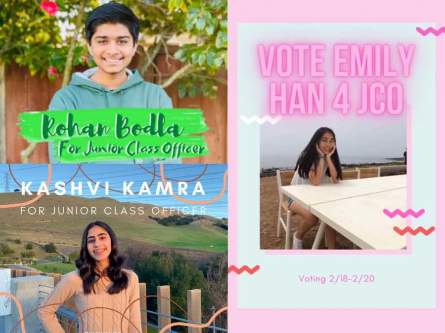 A Conversation With: Junior Class Officer Candidates, 2021-2022