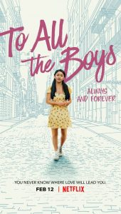 Written by Jenny Han and screenplay by Katie Lovejoy, the final installment of the To All the Boys concludes Lara Jean's high school experience.