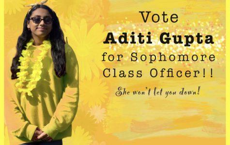Candidate Aditi Gupta