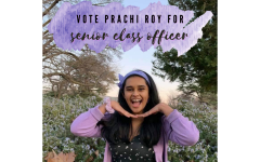 Candidate Prachi Roy