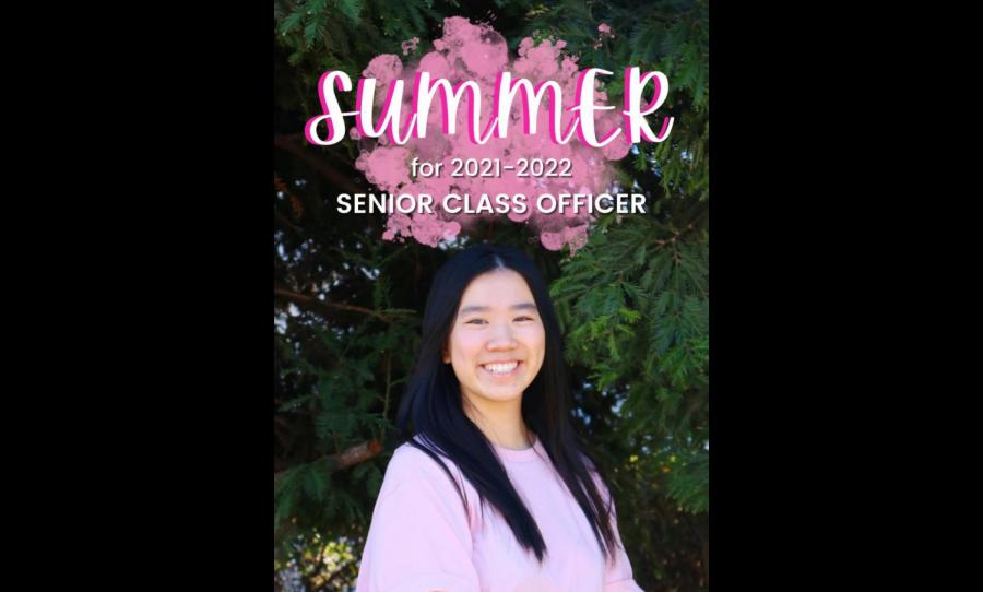 Candidate Summer Chu